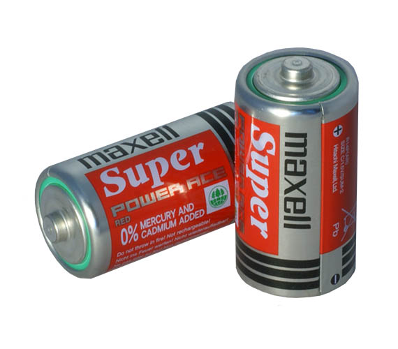 Maxell R14 SUPER 2/shrink