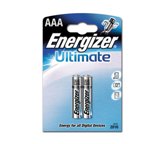 Energizer LR03 MAXIMUM (Ultra) 2/card