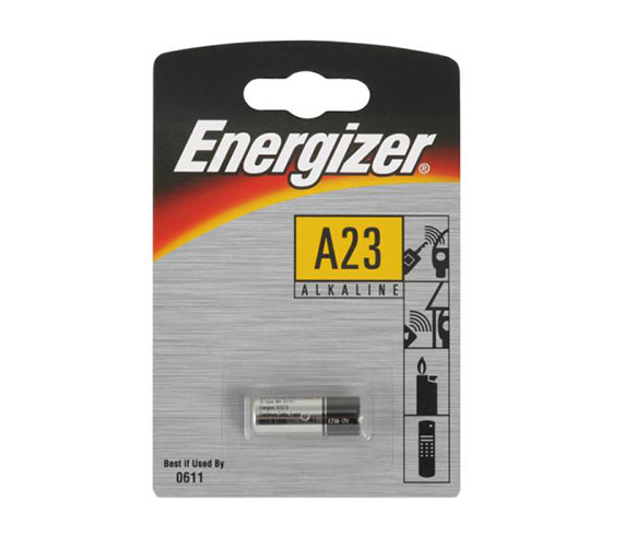 Energizer A23 1/card