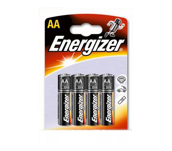 Energizer LR6 (AA) 4/card