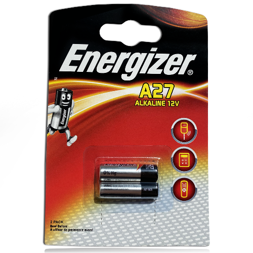 Energizer A27 2/card