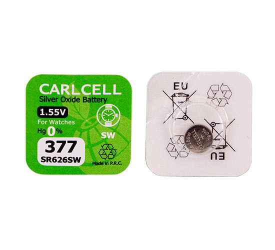 Carl Cell SR-626SW 1/card 10/box