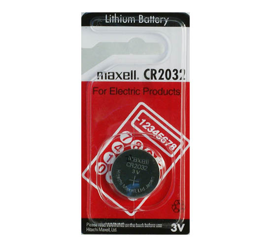 Maxell CR-2032 1/card