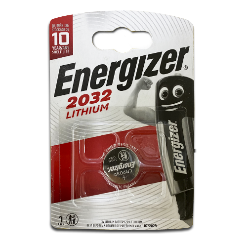 Energizer  CR-2032 1/card