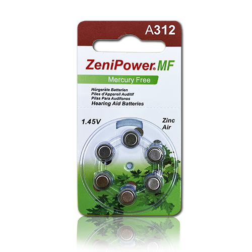 ZeniPower A312 (MF) 6/card