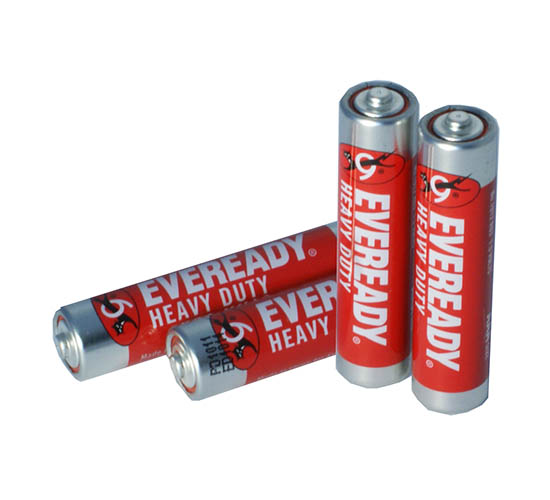 Eveready R03 4/shrink