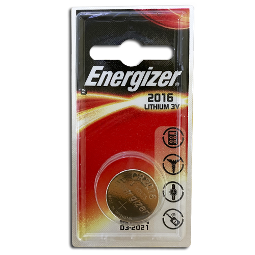 Energizer CR-2016 1/card